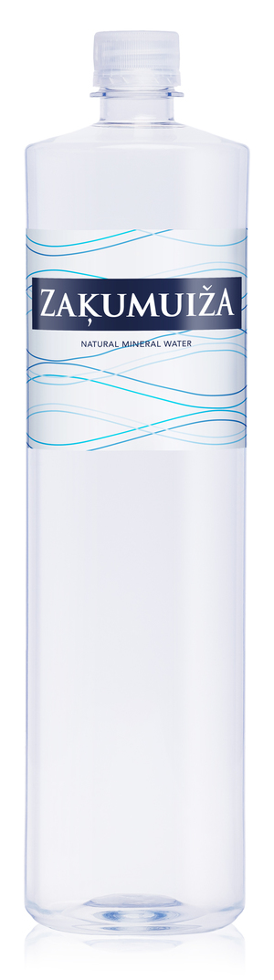 Natural mineral water, 1,25L