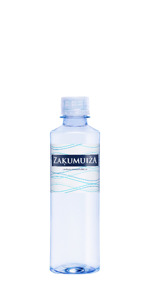 Natural mineral water, 0.31L