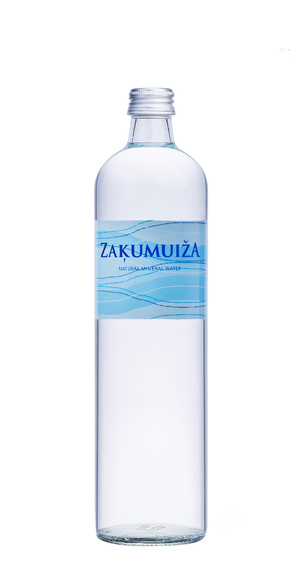 Natural mineral water, 0.700L