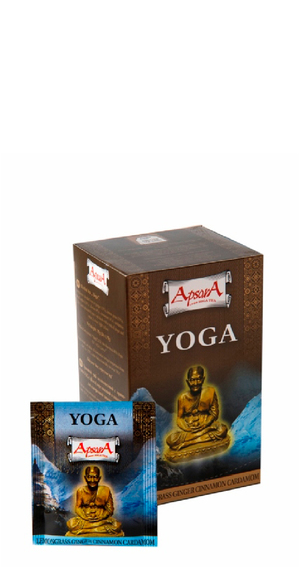 "Herbal Tea ""Yoga"" Apsara, in bags"
