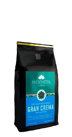 Ground coffee Freschezza Gran Crema, 400g